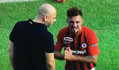 Irregolare il primo gol del Novara. E il rigore su Chiricò c'era. Anzi due.