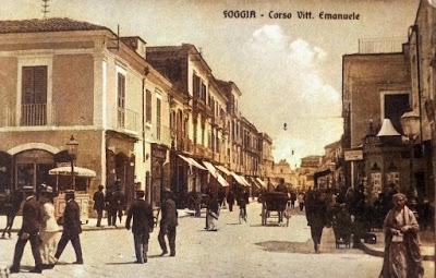 Quando Foggia era una piccola, grande città