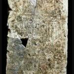 Esposta a Bovino la stele che stava per essere svenduta (di Luigi Paglia)