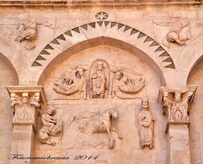 La bella Foggia nascosta: il portale di San Martino