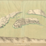 Di pubblico dominio splendido acquerello settecentesco delle Tremiti e del Gargano