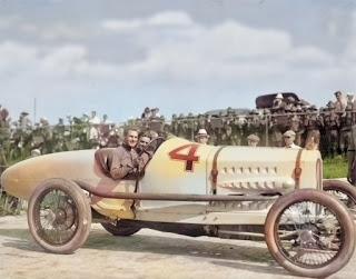 Biccari lancia l'appello: un film in crowdfunding su Ralph De Palma, l'uomo più veloce del mondo
