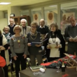 Caravella e Anziania Creativa: che gol!