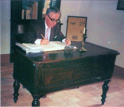 La scomparsa di Antonio Guida, grande uomo garganico (di Dina Crisetti)