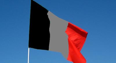 Rosso, grigio, nero: il tricolore del nostro Sud (di Alfonso Foschi)