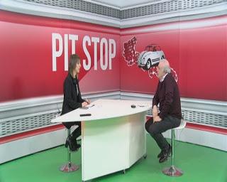 Geppe Inserra ricorda don Fausto Parisi a Pit Stop, su Telefoggia