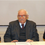 """L'omaggio di Giuseppe Galasso a Foggia bombardata: """"Contributo inestimabile per la coesione nazionale"""""""
