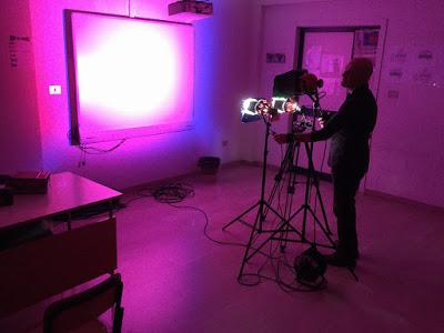 Raccontiamoci in un clic: alla Catalano-Moscati laboratorio di video storytelling