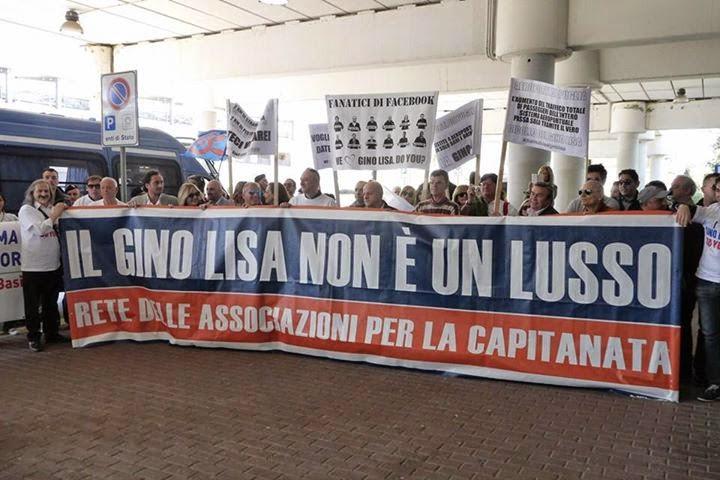 Gino Lisa vergogna infinita