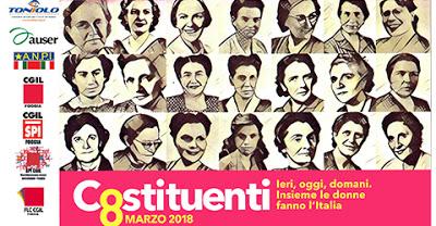 Donne e costituzione: a Manfredonia confronto intergenerazionale