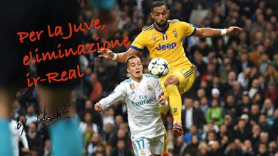 Juventus, una eliminazione ir-real…