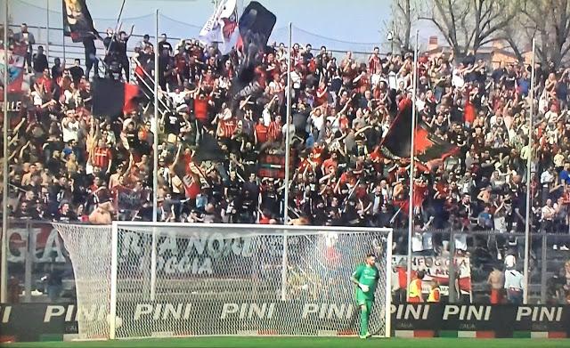 Calcio champagne a Cremona: il Foggia vince e si proietta verso la zona play off