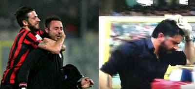 De Zerbi-Iemmello, la vendetta. Asfaltato Gattuso.