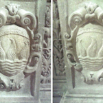 Verso la soluzione il mistero degli stemmi di Foggia trovati nella chiesa di Lucera
