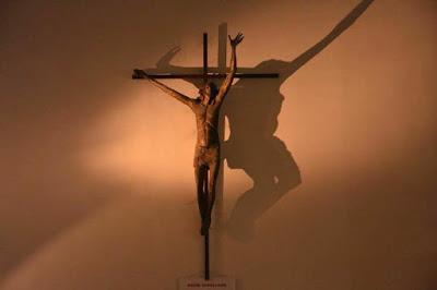 """Salviamo il """"Crocifisso risorto"""" di fra Guglielmo Schiavina"""