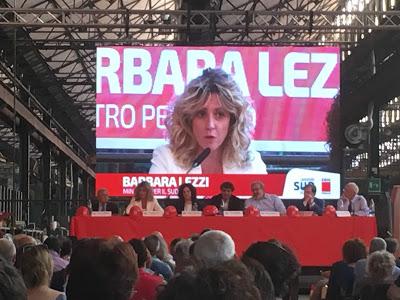 """La neoministra per il Sud a Bari: """"Reddito di cittadinanza significa restituire dignità a chi l'ha perduta"""""""