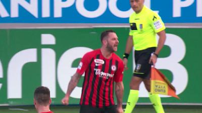 Il Foggia e Kragl conquistano la top ten dei gol cadetti di Dazn