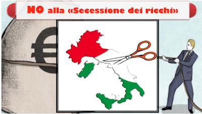 """L'economista Viesti: """"no alla secessione dei ricchi"""""""