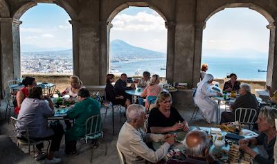 Napoli velata, Foggia disvelata