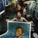 Dalla Cina con furore: alla ricerca di Van Gogh