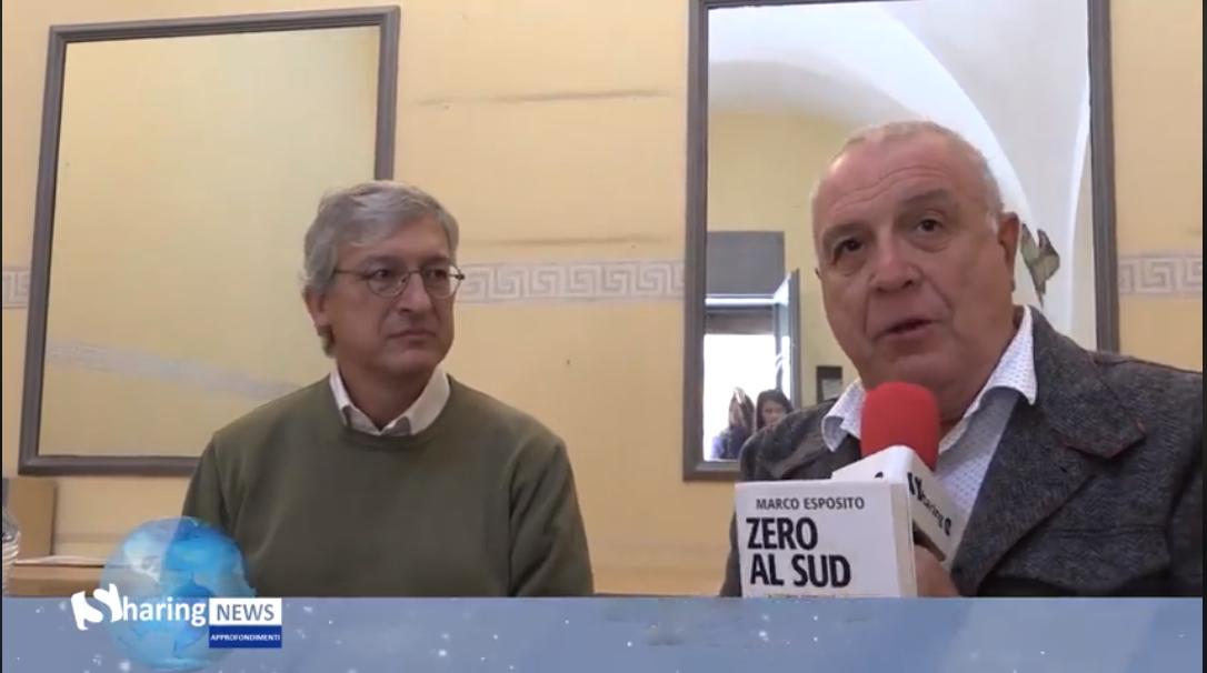 Foggia, ombelico del Sud: Marco Esposito intervistato da Geppe Inserra