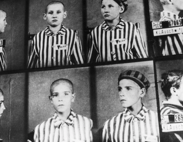 Per non dimenticare, una poesia di Bruno Caravella sui bambini di Auschwitz
