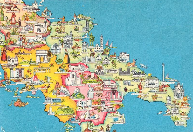 Capitanata cenerentola d'Italia
