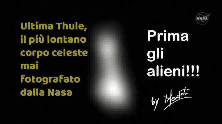 Prima gli alieni