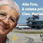 Adesso l'aeroporto Lisa ha veramente le ali