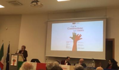 """Carla Nespolo (presidente Anpi): """"L'importante contributo del Sud e delle donne alla Liberazione"""""""