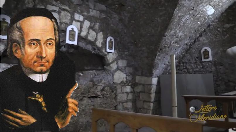 Don Antonio Silvestri, un Santo in soffitta: il video