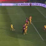 Regolare il gol di Mazzeo annullato per fuorigioco