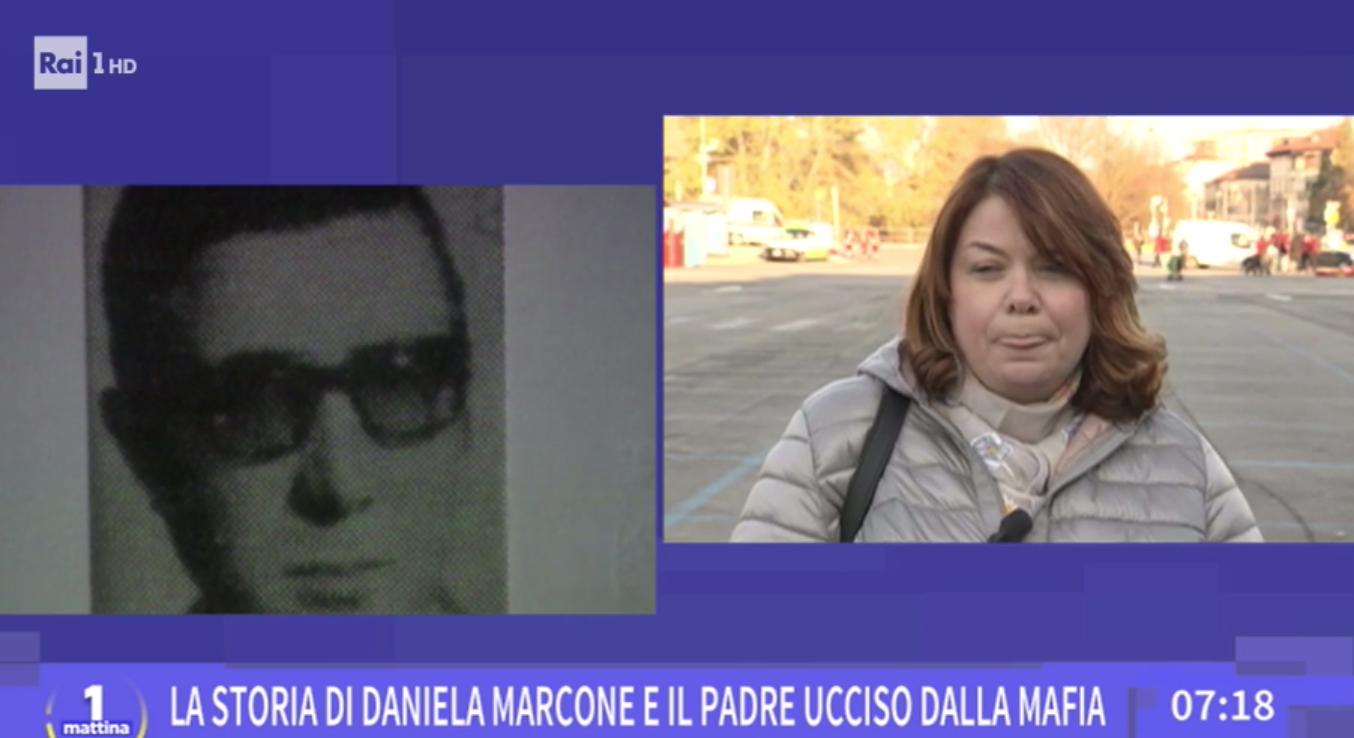 Rai Uno ricorda Francesco Marcone