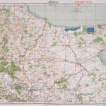 Ecco la carta geografica usata per bombardare Foggia