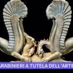 I Grifoni di Ascoli simbolo di legalità