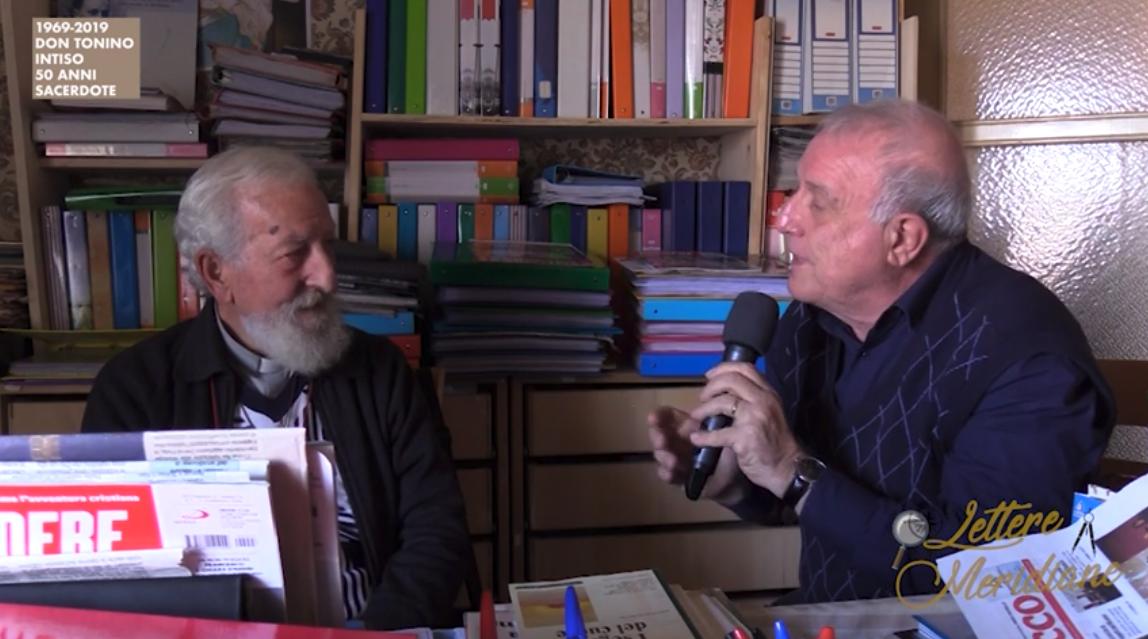 Don Tonino Intiso si racconta