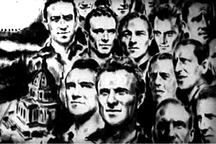 Per ricordare il Grande Torino, una videopoesia di Bruno Caravella