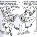 Battute e calembour al ritmo di gossip