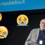 Lacrime e satira: l'addio di Madetù a Vittorio Zucconi