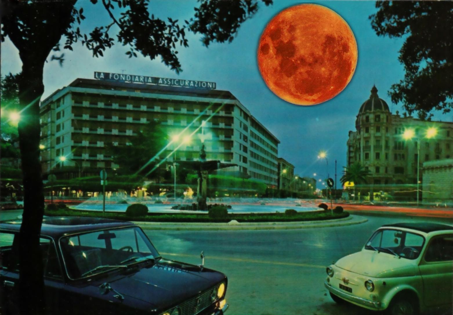 Come Foggia visse la conquista della luna
