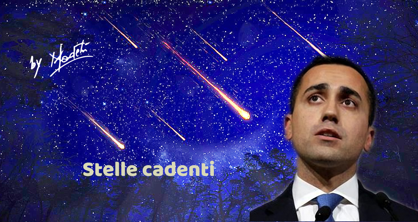 Madetù astrale, tra stelle e asteroidi cadenti