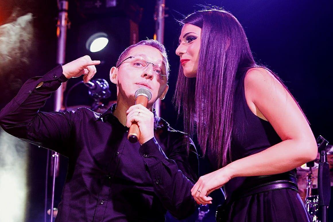 Micky Sepalone e Angela Piaf stasera in concerto a Foggia