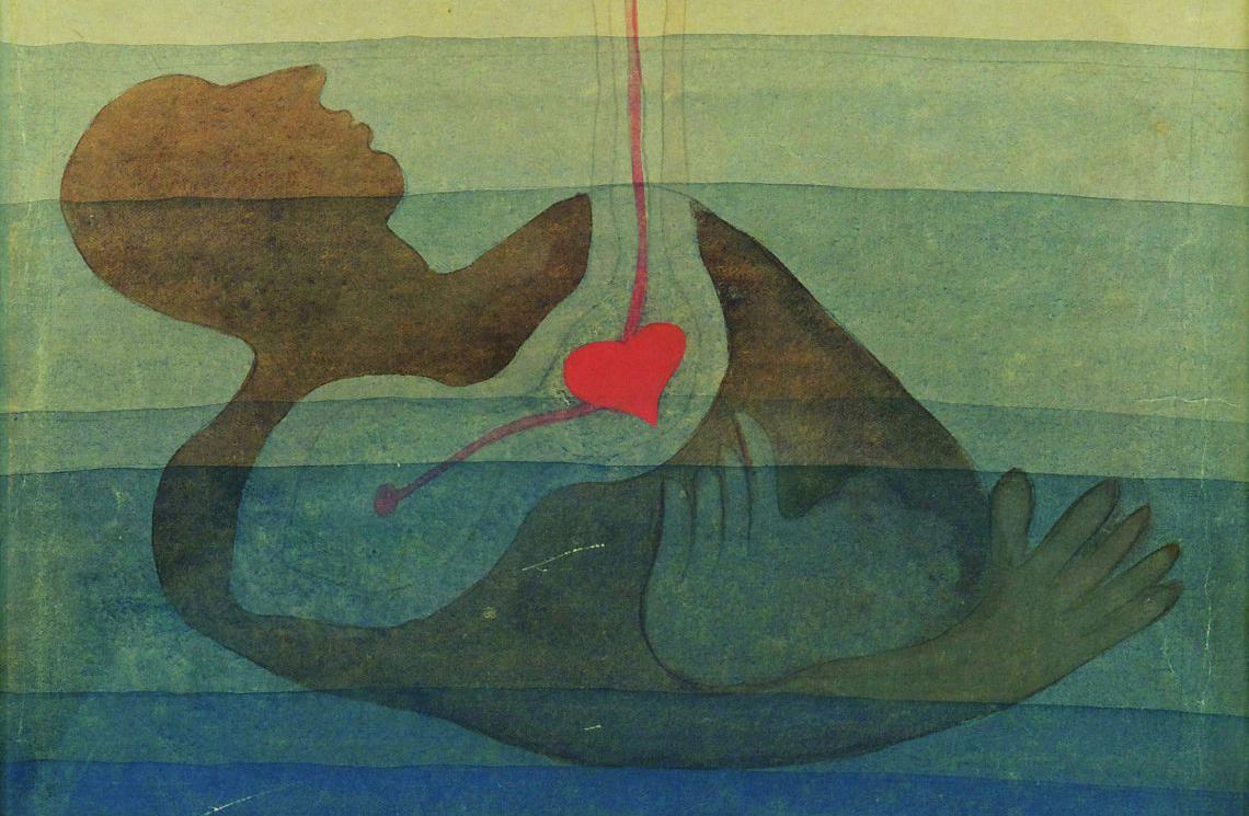 Alfredo Bortoluzzi, dal Bauhaus al mare (di Pasquale Episcopo)