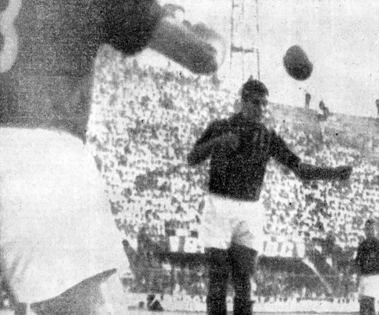 Cinquantacinque anni fa, l'esordio del Foggia in serie A