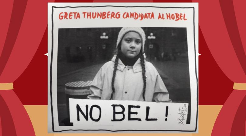 Nobel & no bel