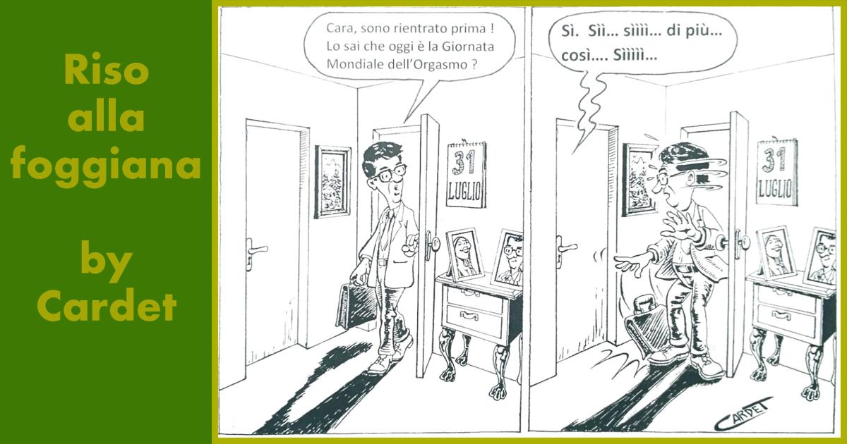 """Nel cenone di San Silvestro trionfa il """"riso alla foggiana"""""""