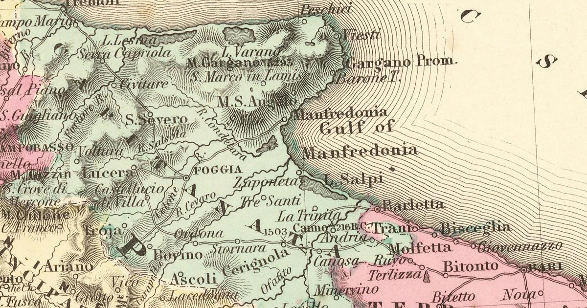 """Ecco """"La grande Capitanata"""", il calendario 2020 di Lettere Meridiane"""