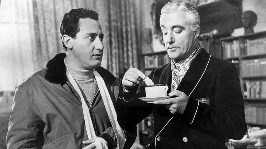 #iorestoacasa e mi godo un bel film: Il conte Max con Sordi e De Sica
