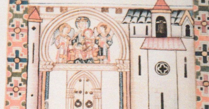 Il più antico miracolo dell'Icona vetere (di Michele Francesco Paglia)
