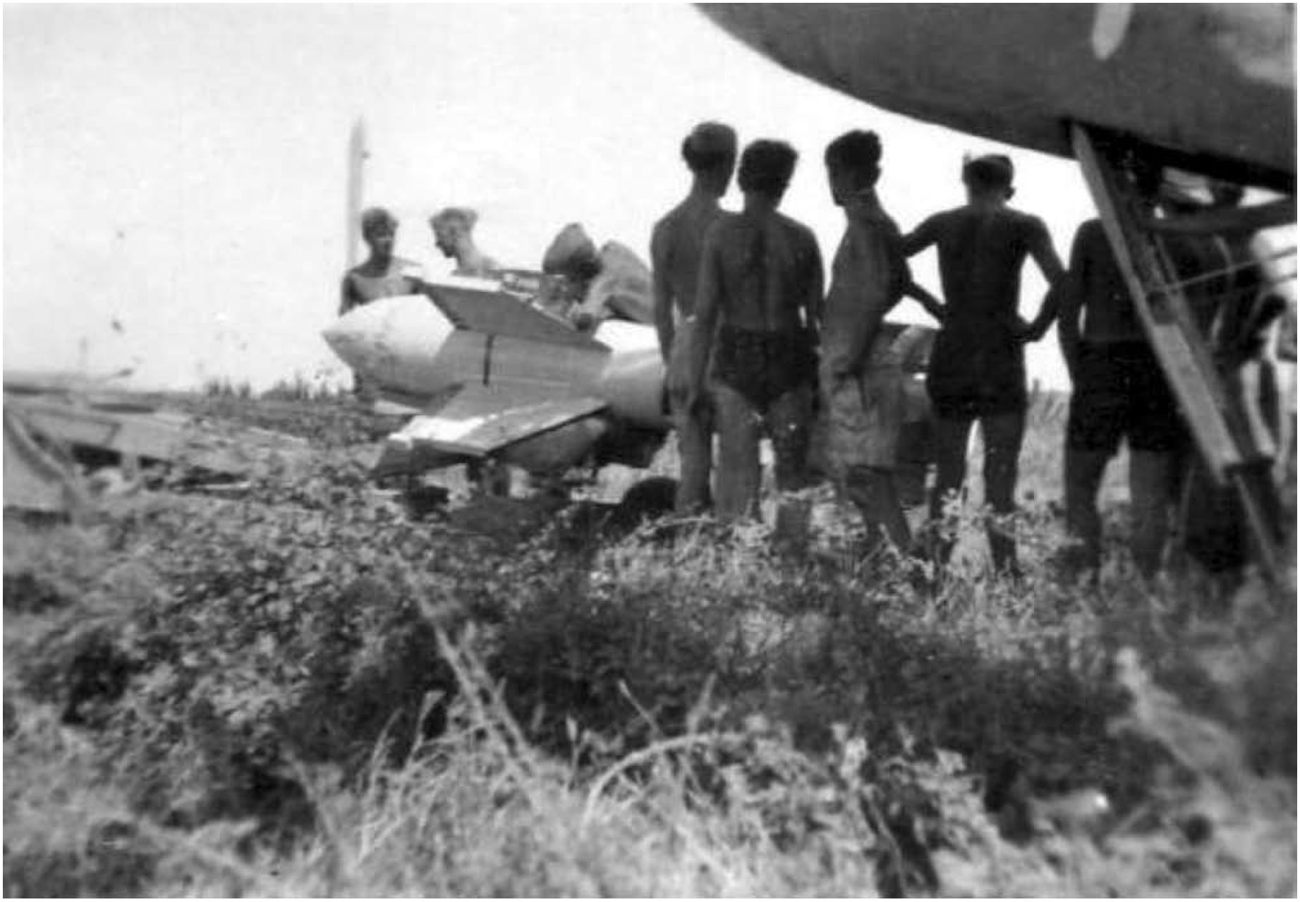 Le bombe segrete che i tedeschi sperimentarono a Foggia (di Tommaso Palermo)